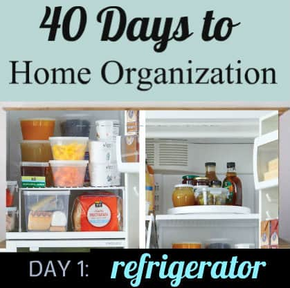 tips to organize your refrigerator