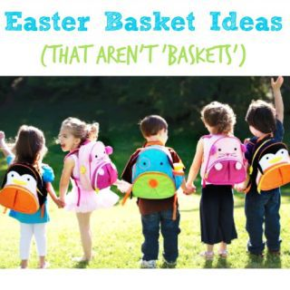 Thinking out of the 'basket': Easter Basket that is not a Basket