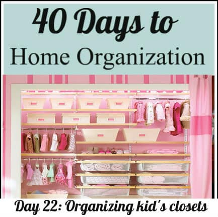 organizing for small a to the purge just and post after how organize tricks blog her closet girl before over helpful tips click