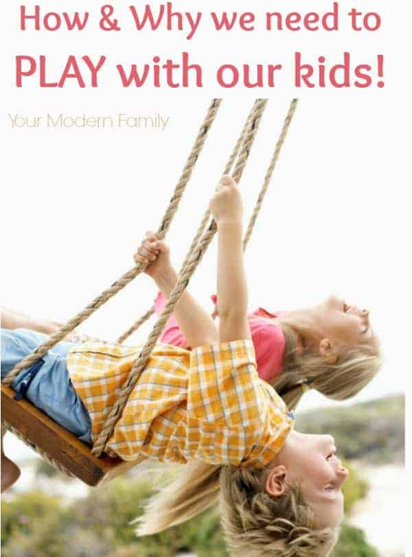 Play Your Card Right On Pinterest: How To Play With Your Kids