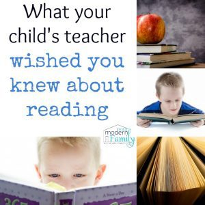what your child's teacher wished you knew about reading
