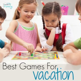 Best games to bring on vacation