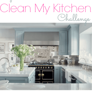 Clean My Kitchen : Day 2: cleaning large appliances