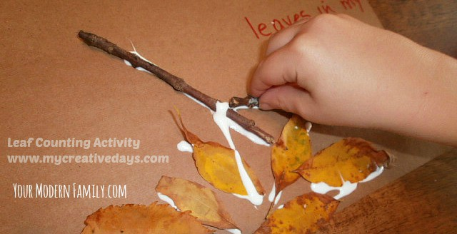 leaf counting activity