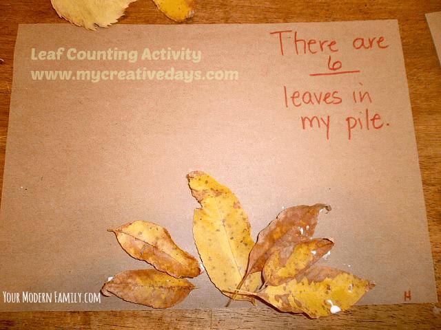 fall leaf activity 2