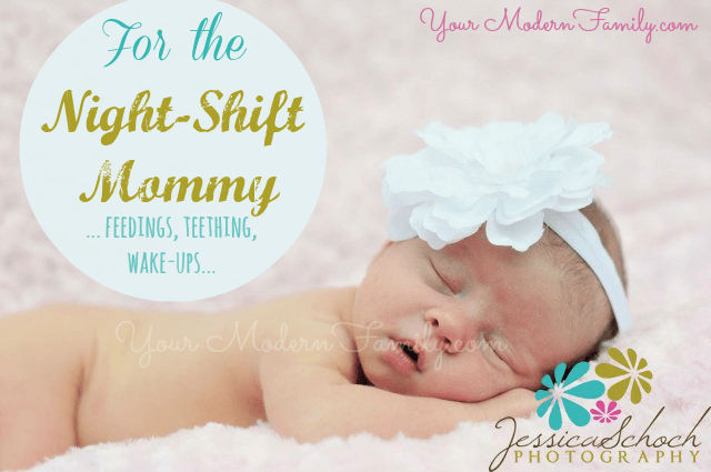"""Night Shift Mama""- the most important thing that you will do tonight. A great tip to keep these little moments tucked away..."
