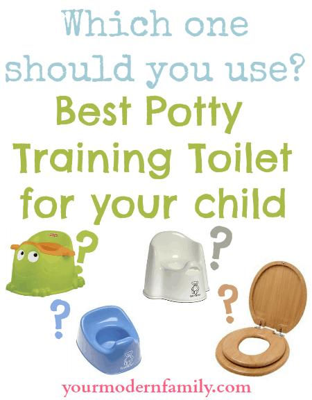 best potty training toilet
