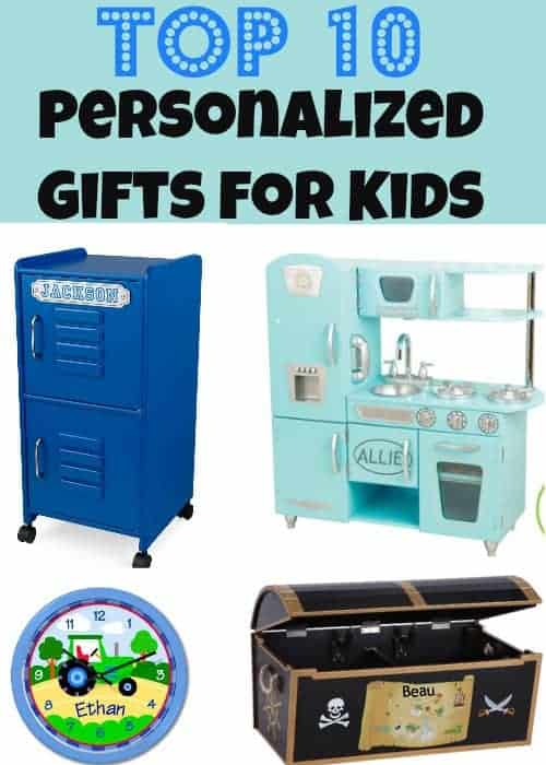 Personalized christmas gifts for kids your modern family for Best gifts for family