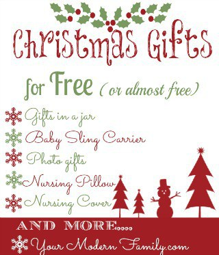 FREE gifts for Christmas