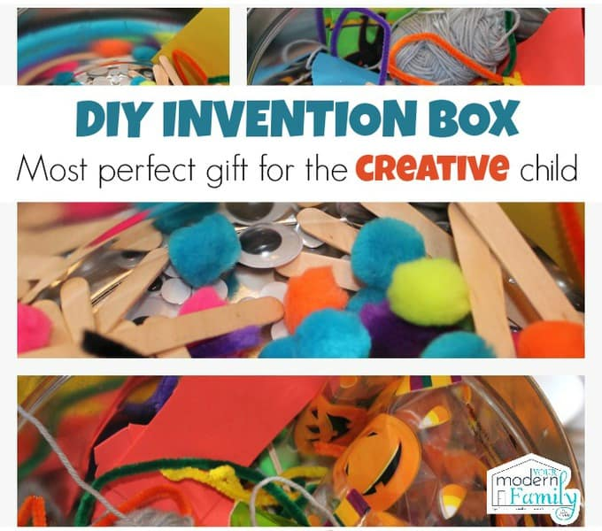 Diy gift for creative kid cheap creative hours of play for Diy inventions household items