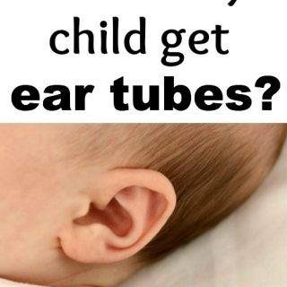 should my child get ear tubes?