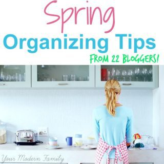 Spring Cleaning, organizing & scheduling at its best!