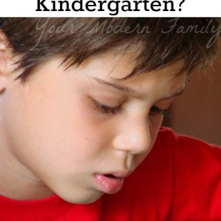 Have you prepared your child for Kindergarten?  Tips from a teacher