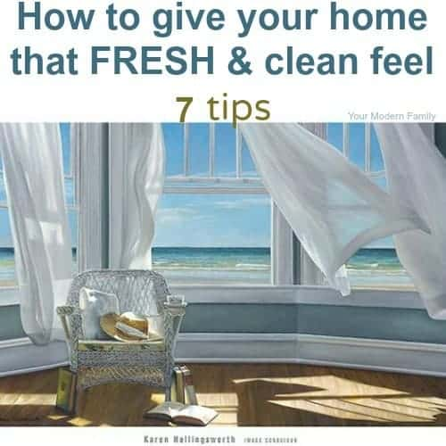 Make House Smell Fresh And Clean