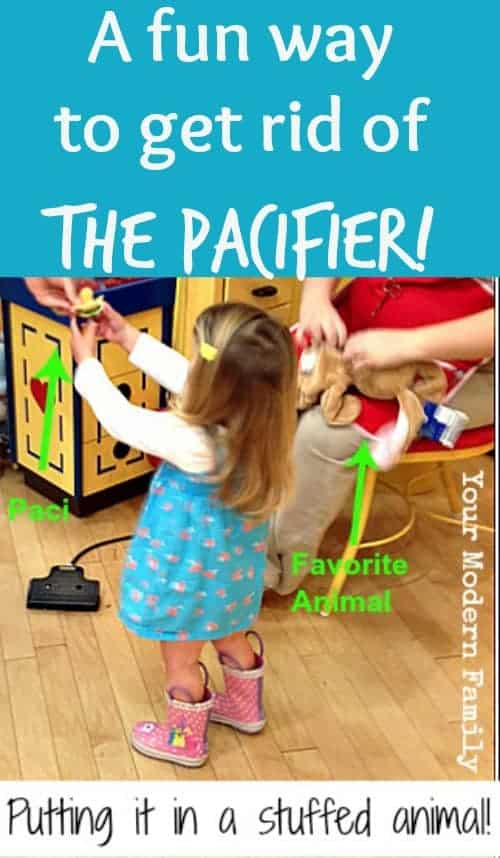 How To Use Build A Bear To Get Rid Of The Pacifier Fun