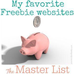 freebie-websites