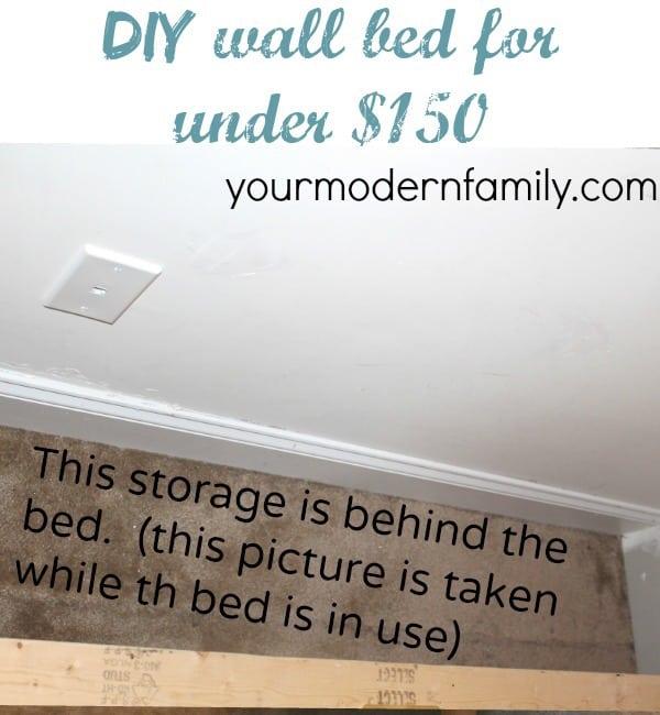murphy bed plans - Diy Murphy Bed