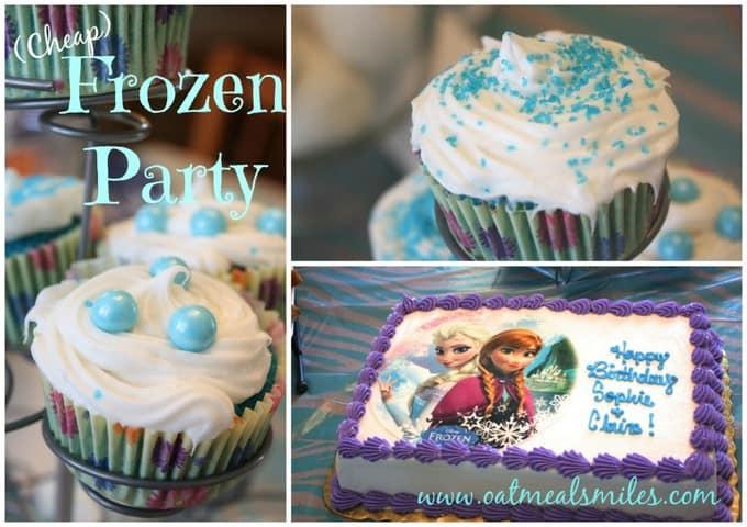 Cheap Frozen Party Cakes 1024x723