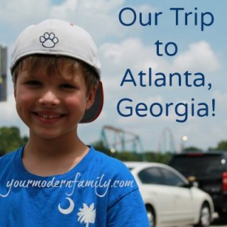 WIN 3 TICKETS TO SIX FLAGS… plus Our AWESOME trip to Atlanta, GA