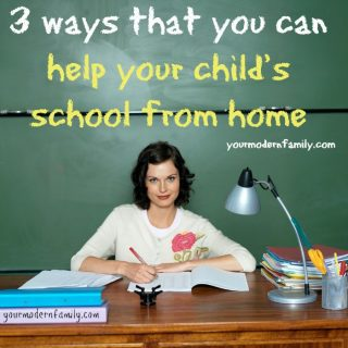 3 ways to help your children's school when you don't have time to volunteer