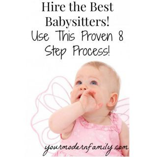 Hire the Best Babysitters! Use This Proven 8 Step Process