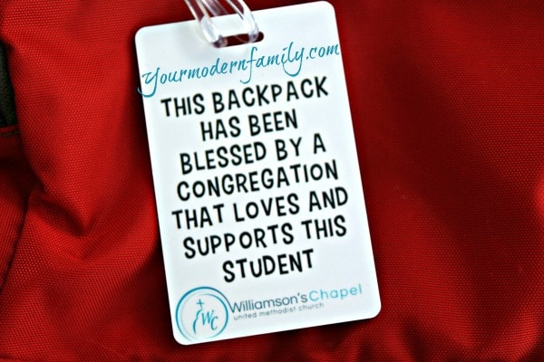 backpack blessing 2