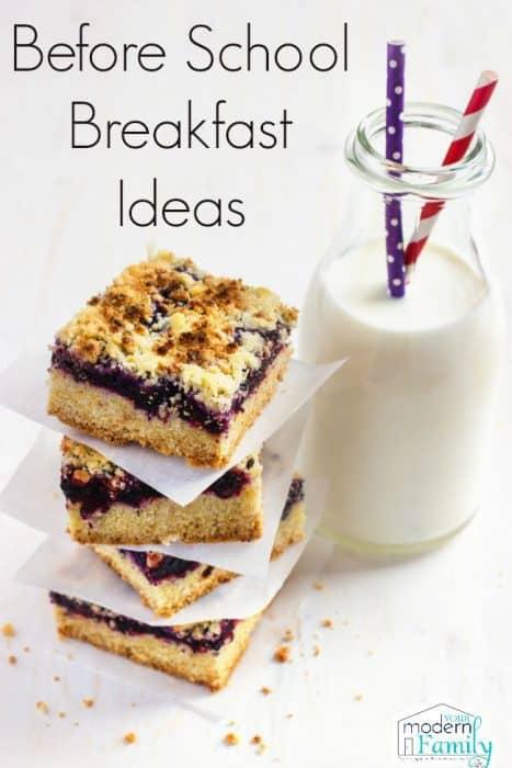 before school breakfast
