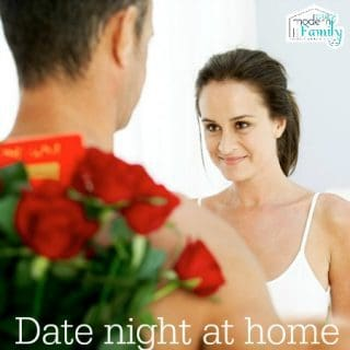 Date your husband without leaving the house