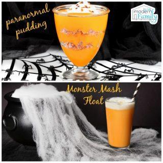 Spooky Snacks …