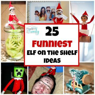 25 Funniest Elf on the Shelf Ideas for boys (& girls!)