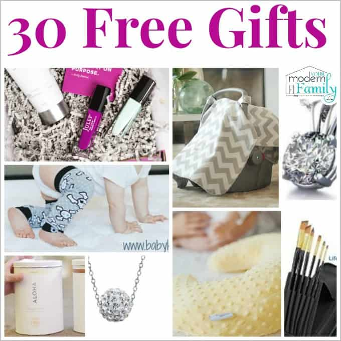 30 FREE-GIFTS