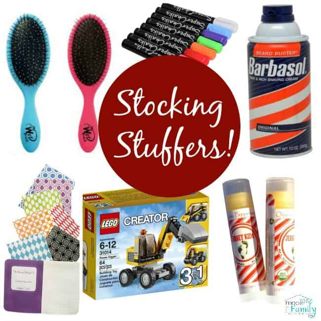Christmas Stocking Stuffers 50 kid stocking stuffers that they will love!