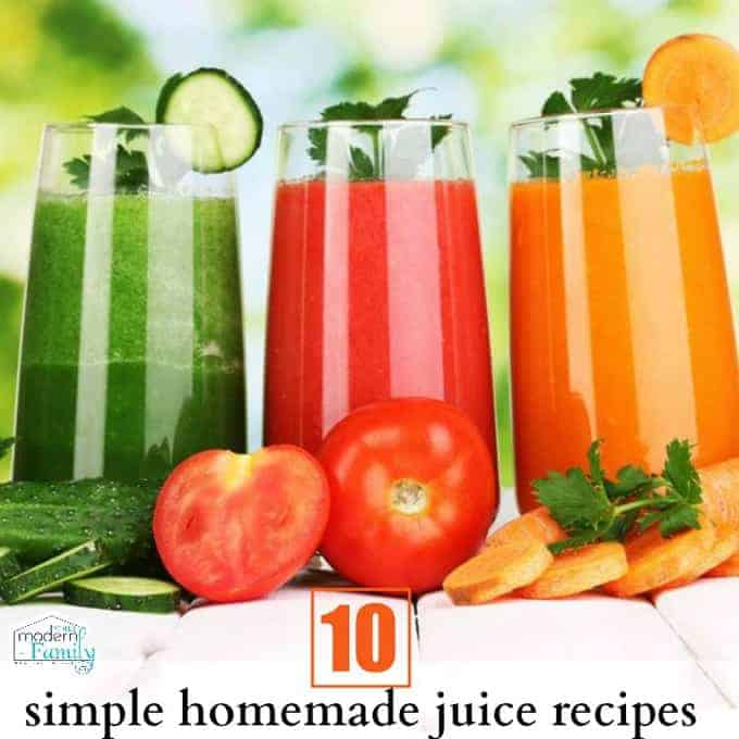 Healthy Slow Juicer Recipes : DIY all natural face wash