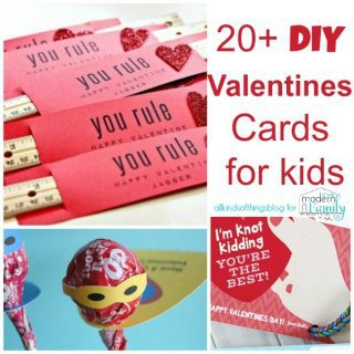 20 valentines day card ideas for kids