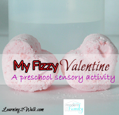 Schön My Fizzy Valentine  Preschool Sensory Activities With Watermark