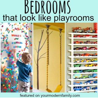 10 bedrooms that look like playrooms