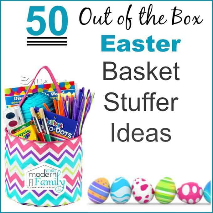 Unique easter basket stuffers that your kids will love easter basket fillers negle Gallery