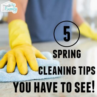 5 spring cleaning tips that you NEED to KNOW!