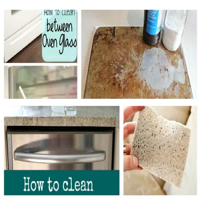 Cleaning Hacks No Text