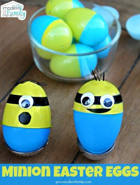 Minion Easter Eggs