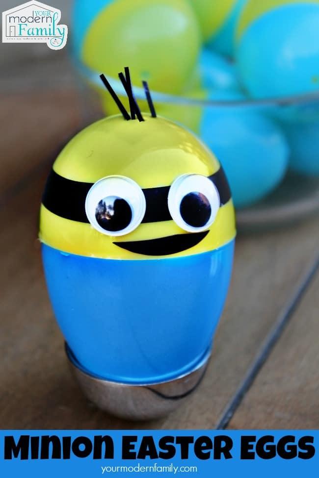 Minion easter egg
