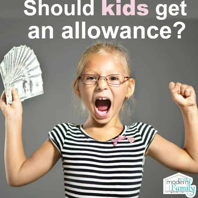 kids should get paid