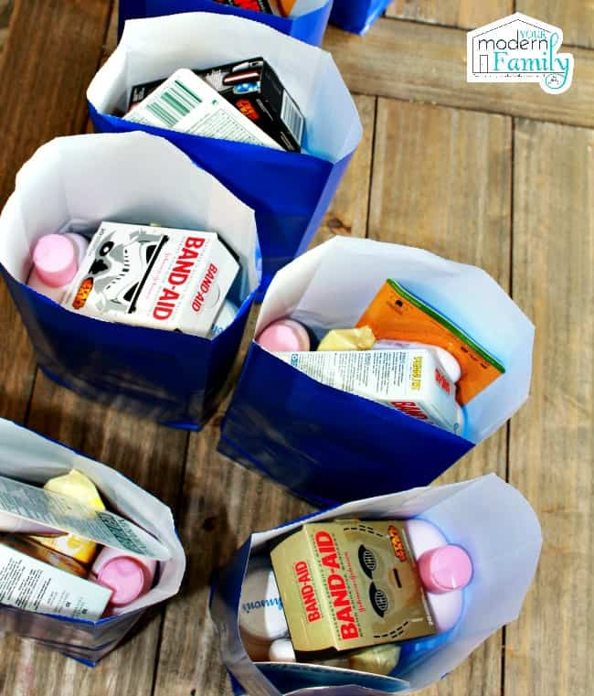 First Birthday Boy Party Loot Bag Single: Alternatives To Goody Bags At Parties