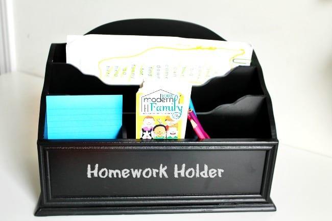 homework holder 8