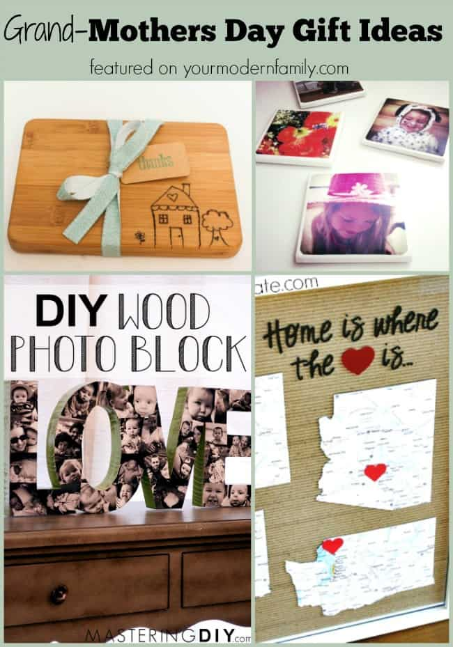 diy mother s day gift for grandmother diy do it your self