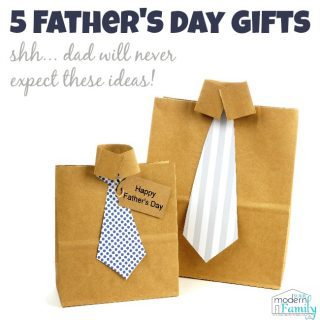 5 Fathers Day gift ideas