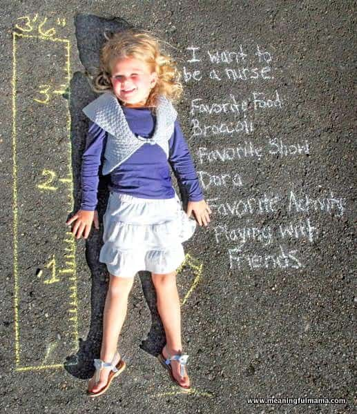 Abby-1st-day-kindergarden-driveway-updated