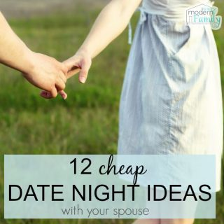 12 (cheap) date-night ideas
