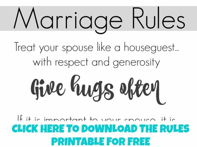 MARRIAGE RULES1