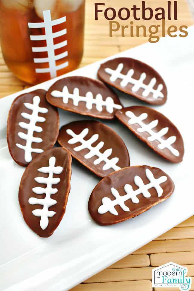 Football Chips Football Pringles Yourmodernfamily Com